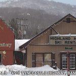 highland house ski rentals