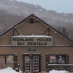 highland house ski rentals