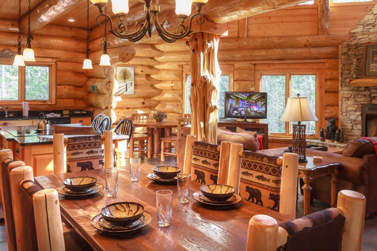 Stony Brook Cabins High Country Vacations